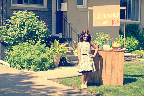 Marketing Tips from a Lemonade Stand