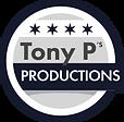 Tony P Production Logo.png