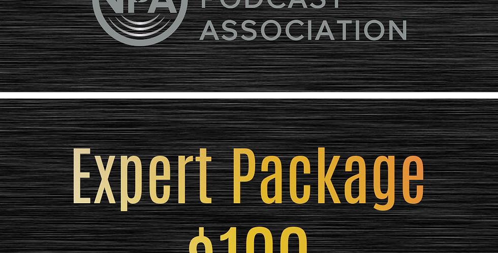 Expert Package