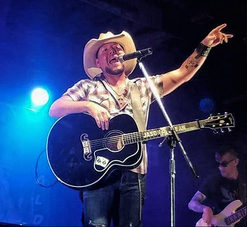 Ultimate Aldean Tribute Band, Greg West