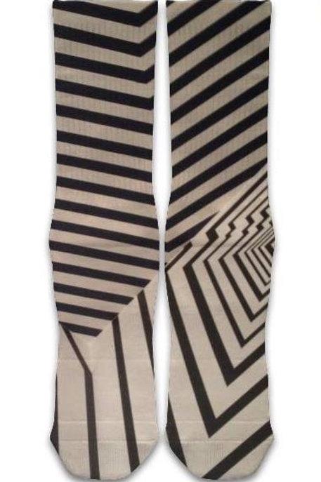B/W Socks