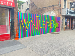 Myrtle Avenue MURAL 4