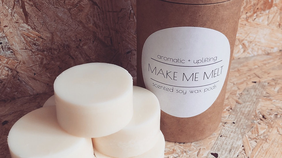 'Make Me Melt' Soy Wax Pods