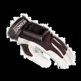 Akando Ultimate with AresII/Alfa Mount Gloves