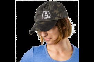 L&B Black Multicam Cap