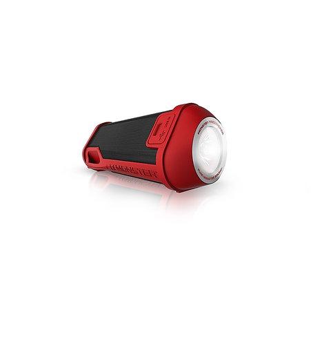 רמקול אלחוטי  Firecracker High Definition Bluetooth Speaker - אדום