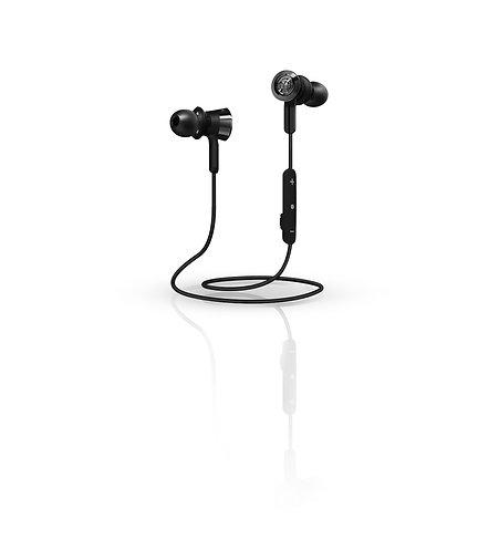 אזניות אלחוטיות ClarityHD High-Performance Wireless Headphones - שחור