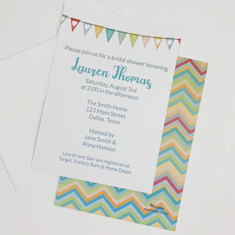 Melinda Invitations