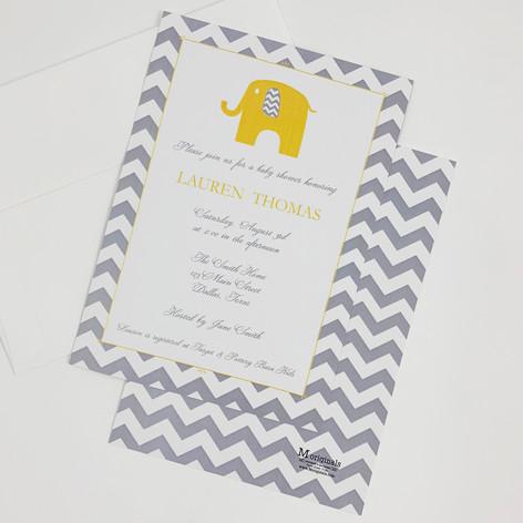 Ellie Invitations