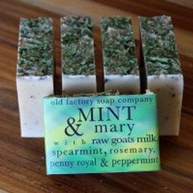 Mint & Mary Bar Soap