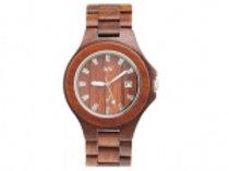 Natural Rose Wood Watch