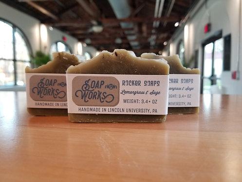 Craft Beer Soap - Lemongrass Sage