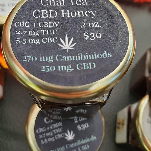 Chai Spiced CBD Honey