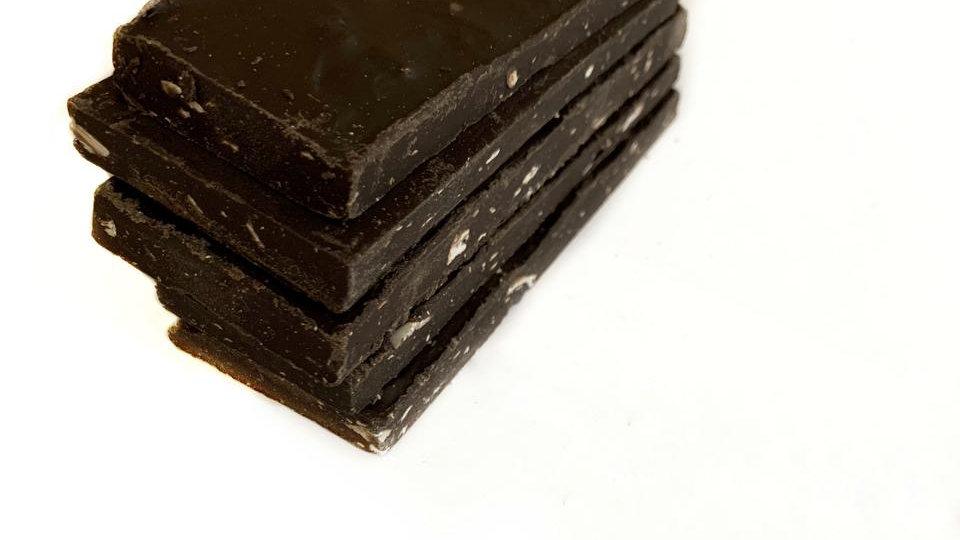Dark Chocolate Almond Bark (Barque)