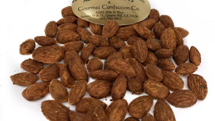Spicy Cajun Almonds