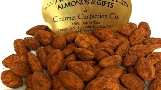 Chili Lemon Almonds
