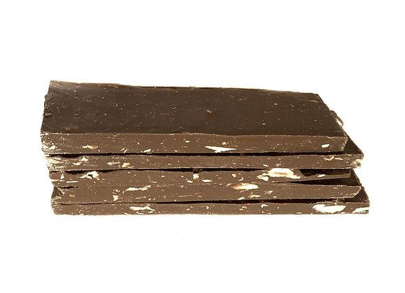 Milk Chocolate Almond Bark (Barque)