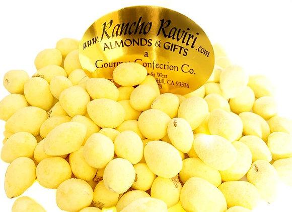 Sweet Lemon Almonds