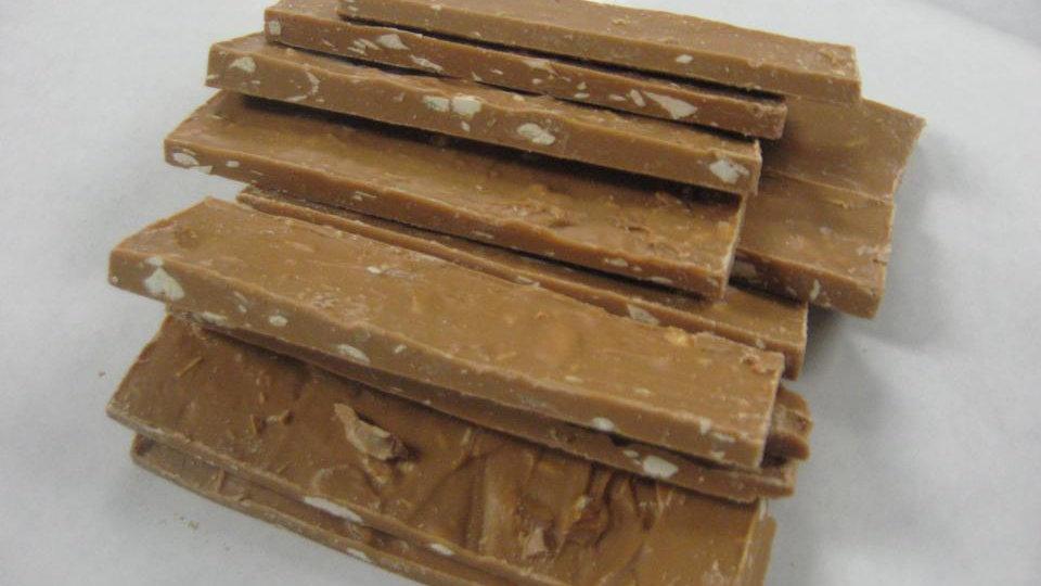 Butterscotch Almond Bark (Barque)