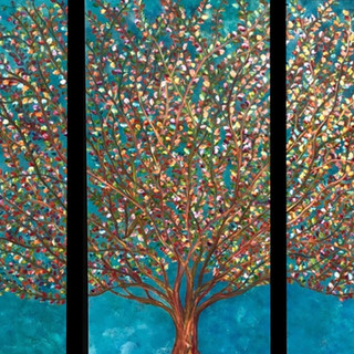 "TURQUOISE ""TREE OF LIFE"""