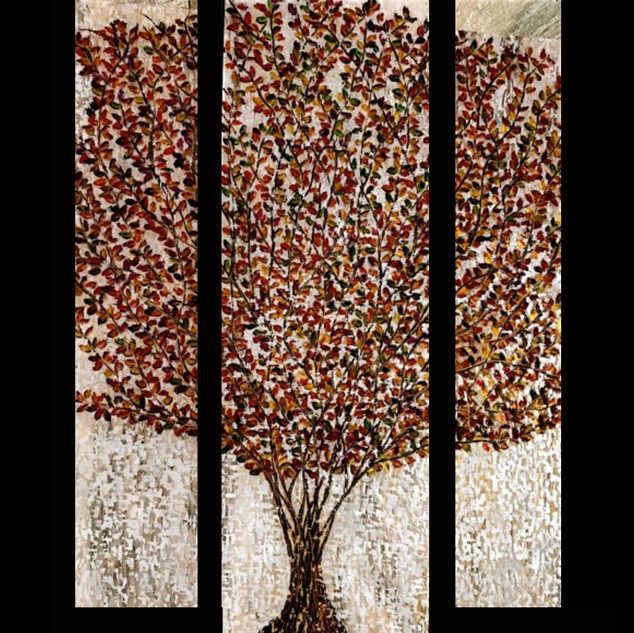 "MOSAIC ""TREE OF LIFE"""