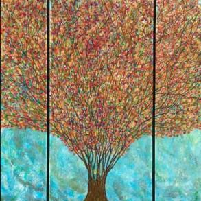 "AUTUMN ""TREE OF LIFE"""