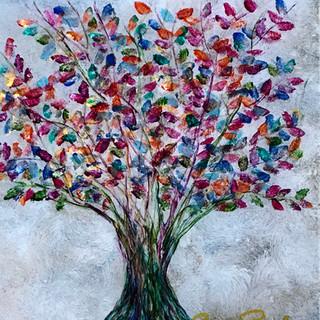 "GLISTENING ""TREE OF LIFE"""