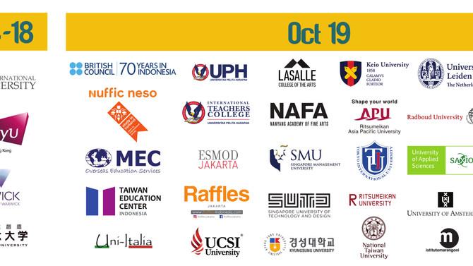 [Event] UPH College University Fair 2018