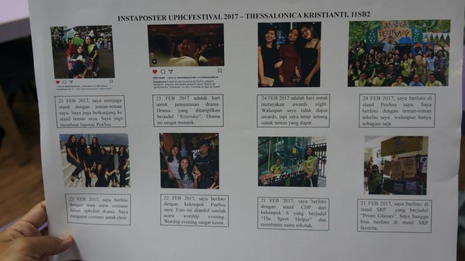 UPHC Festival 2017 : Instaposter
