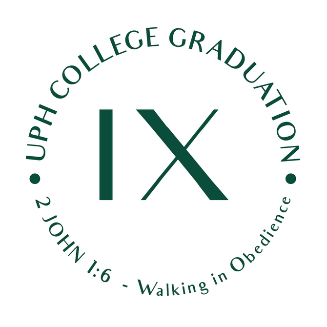 UPHC Graduation 2019 - LIVE on YouTube