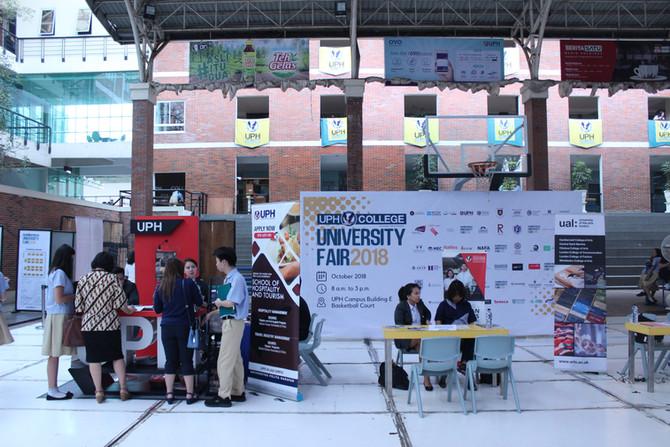 UPH College University Fair 2018