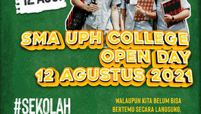 UPH College Open Day Registration