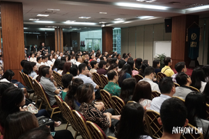 (UPH College / Anthony Lim)