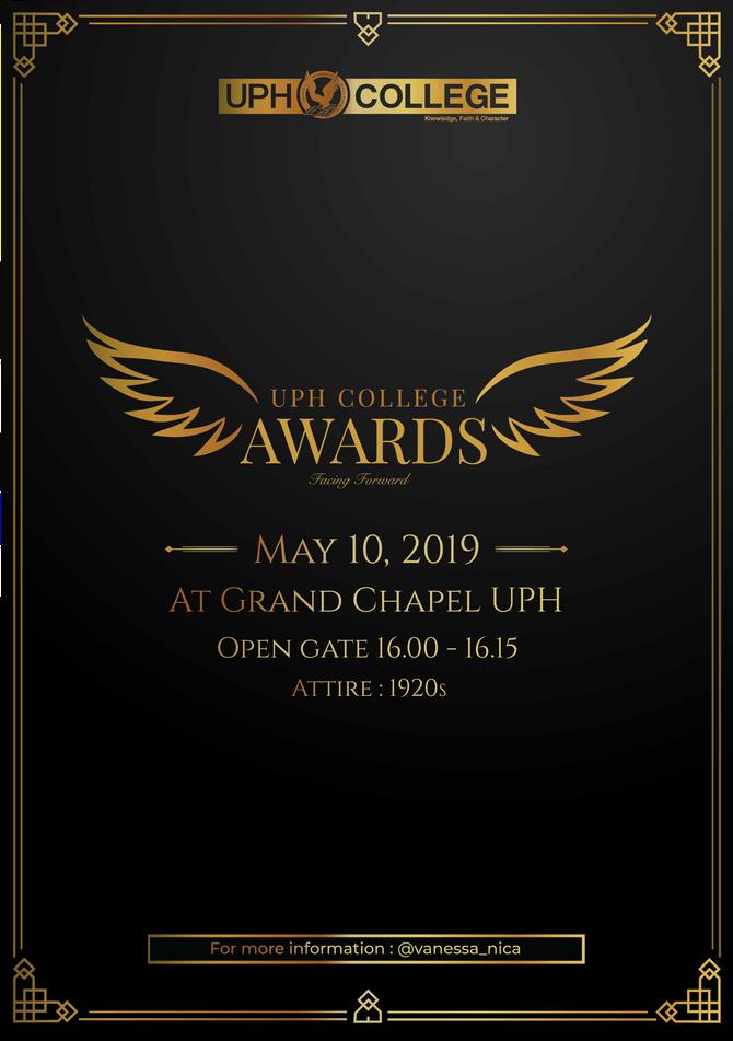 UPHC Awards 2019 - LIVE on YouTube