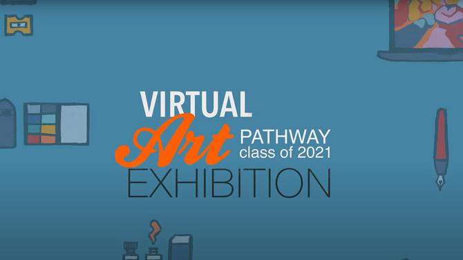 UPH College Art Pathway Exhibition 2021