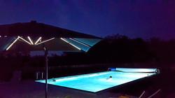 piscine orée du bois