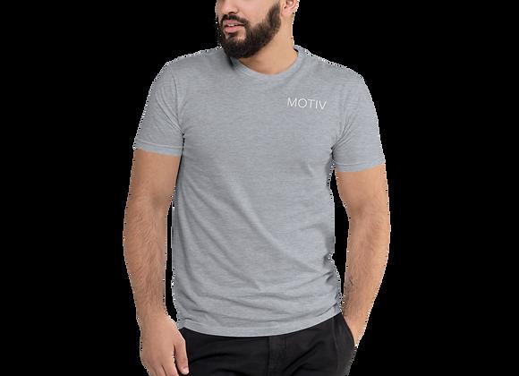 MOTIV Short Sleeve Men's Fitted T-shirt