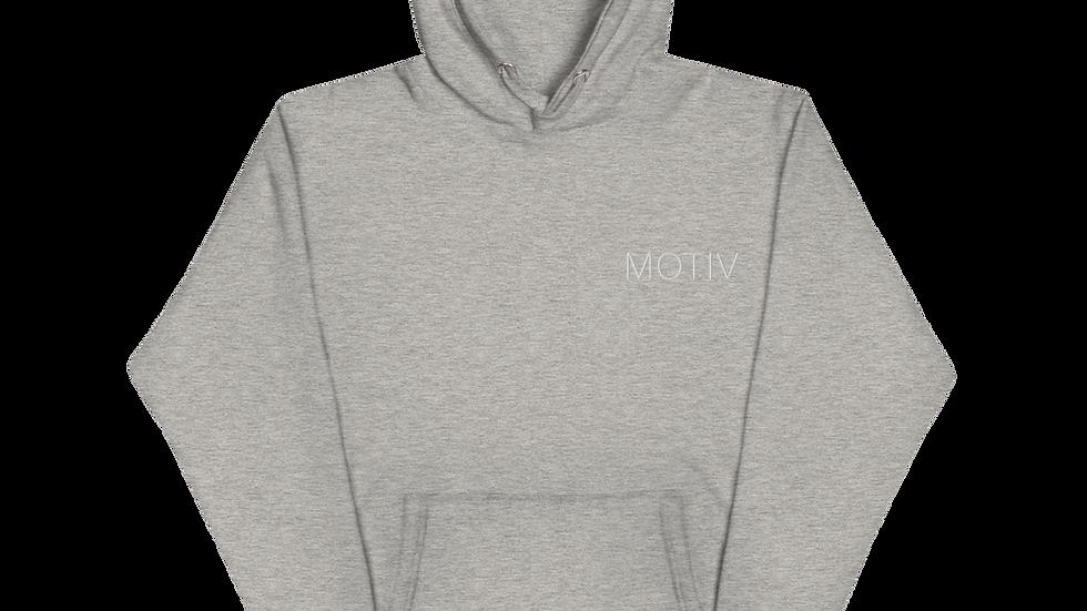 MOTIV Grey Hoodie