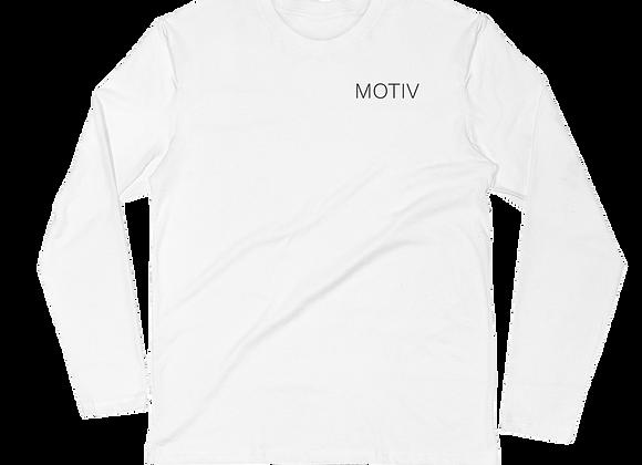 MOTIV Women's Sleeve Fitted Crew