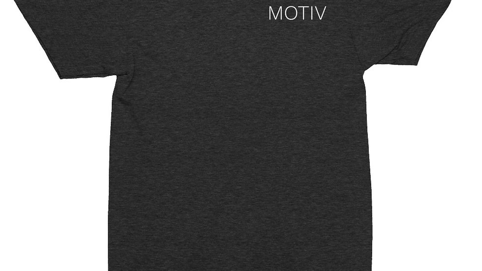 MOTV Men's Tri-Blend Track Shirt
