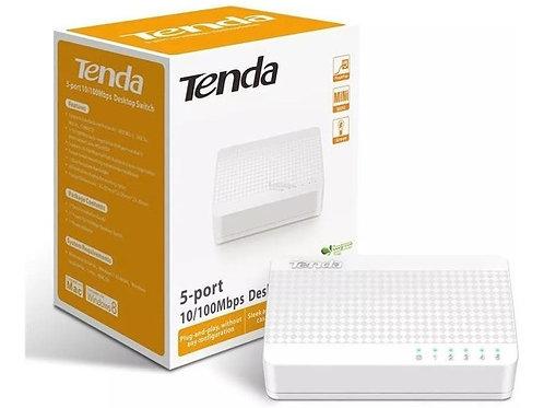 Switch S108 Tenda 10/100 Mbps 5 Portas