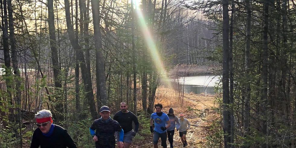 MITR Tuesday Traildays