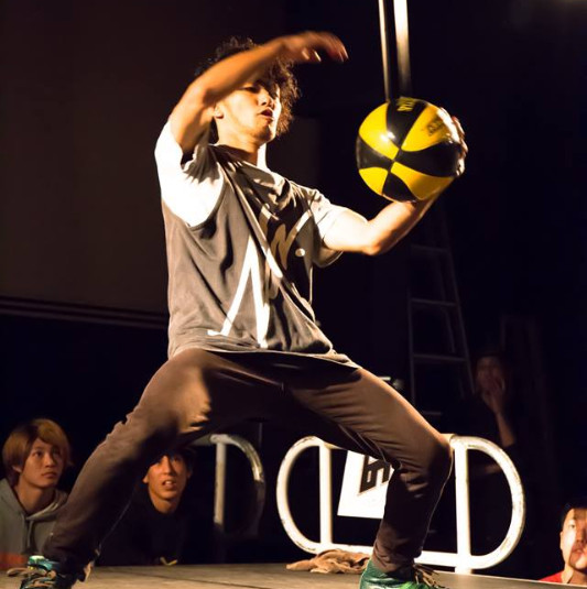 WHO's freestyler? vol.5 btp2015福島大会優勝「APACHE」