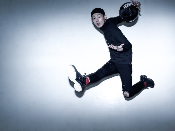 WHO's freestyler? vol.14 btp2015 招待選手「TAM」