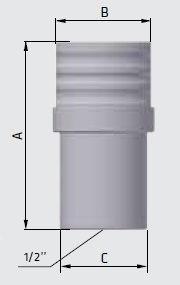 Размеры сепаратора сжатого воздуха