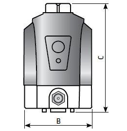 Отводчик конденсата сжатого воздуха