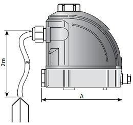 Электронный конденсатоотводчик ECD-B