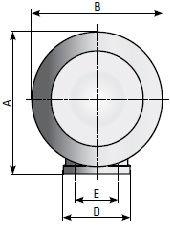 Дифманометр, индикатор загрязнения фильтрующего элемента
