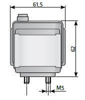 Электронный манометр, датчик загрязнения фильтрующего элемента