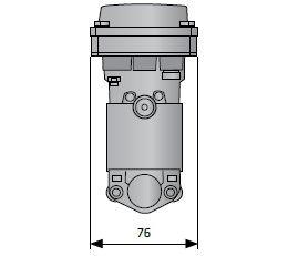Электронный отводчик конденсата высокого давления